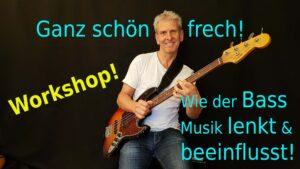 Bild zum Bassworkshop